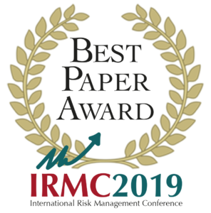 Best Paper Award IRMC 2019 - IRMC